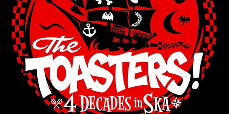 AGP Presents: The Toasters @ The Bierstube tickets