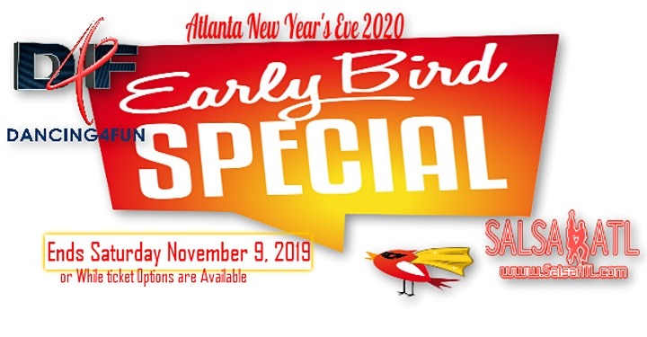 Atlanta New Year's Eve  Back to the 20's Party Tues Dec 31, 2019 image