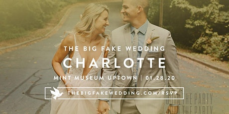 The Big Fake Wedding Charlotte tickets