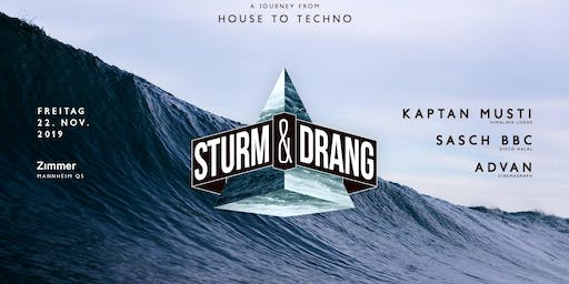 Sturm & Drang - House to Techno