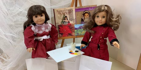 Doll Holiday Painting at Girl AGain tickets