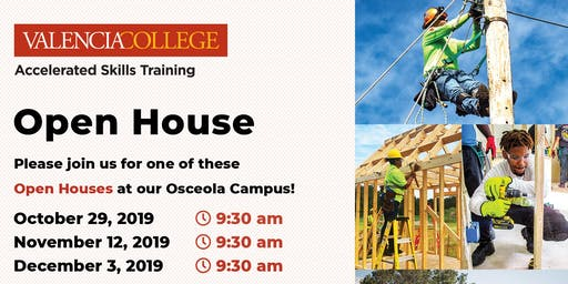 CONSTRUCTION PROGRAMS OPEN HOUSE