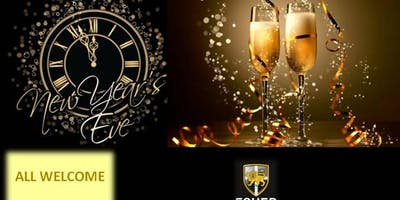Esher Rugby New Year's Eve for all the family - See in 2020. SOLD OUT EARLY LAST YEAR