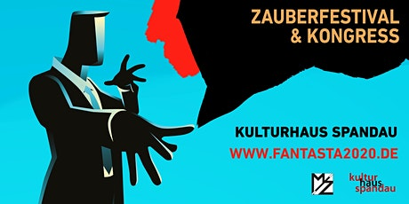 Fantasta 2020 -  Zaubererkongress Tickets