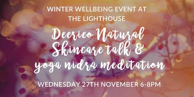 Winter Wellbeing at the Lighthouse