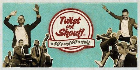 Twist and Shout! A 50's and 60's Night ★ Roma ★ biglietti