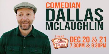 Dallas McLaughlin tickets