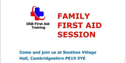 Family First Aid Session