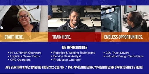 Focus: HOPE Workforce Development and Education Open House