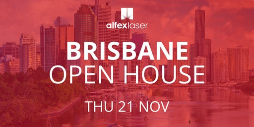 Alfex Laser Open House 2019 - Brisbane