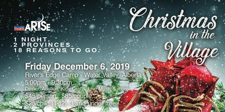 Haiti ARISE - Christmas in the Village tickets