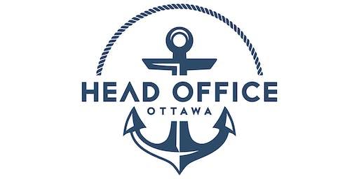 Head Office Ottawa is Turning ONE !
