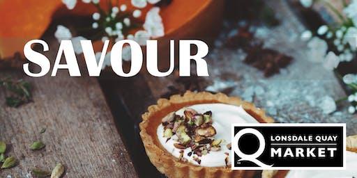 Savour Food Tour at Lonsdale Quay Market