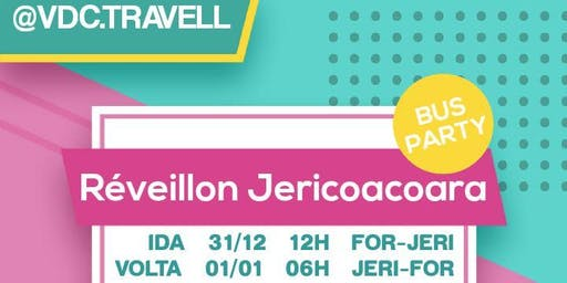 Reveillon Jericoacora 2020 - Bus Party