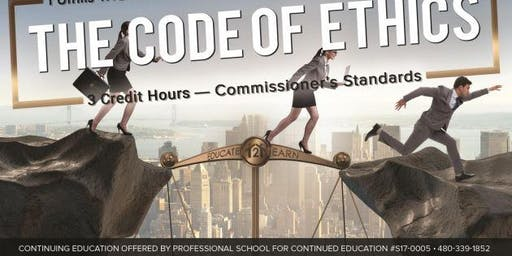 FREE CE Class - The Code of Ethics