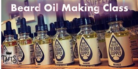 Beard Oil Class