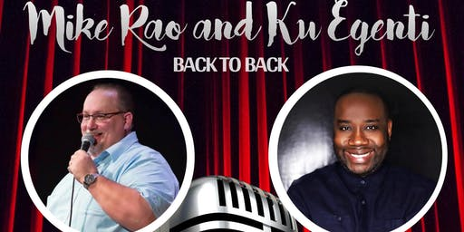Mike Rao and Ku Egenti Back to Back!