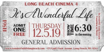 It's a Wonderful Life ... in Long Beach