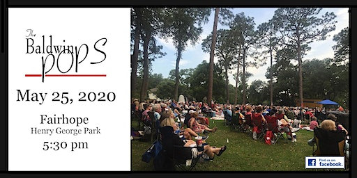 The Baldwin Pops Memorial Day Concert