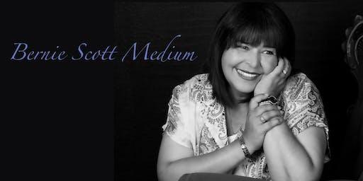 Evidential Evening Of Mediumship with Medium Bernie Scott - Weston Super Mare