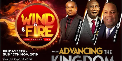 Wind and Fire Conference 2019
