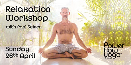 Relaxation Workshop tickets