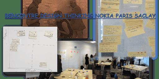 Rencontre Design Thinking - Nokia Paris Saclay (Edition 3)