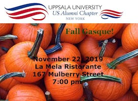 Fall Gasque: New York Chapter