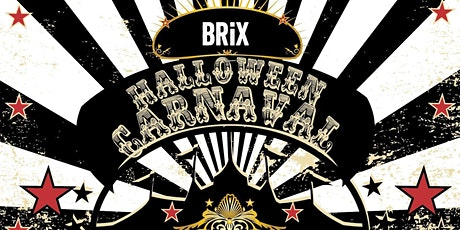Passez prendre un cocktail d'Halloween - Halloween cocktail Trick or Treat at BRiX! tickets