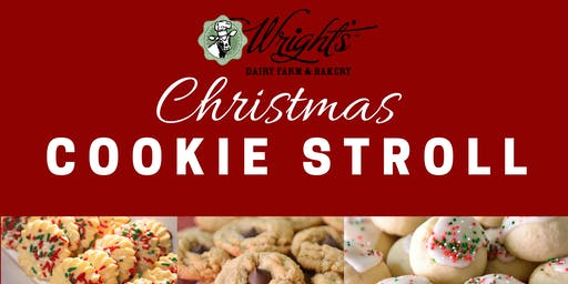 Christmas Cookie Stroll