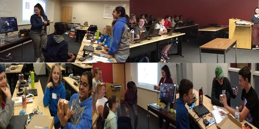 Artificial Intelligence Workshop  for 6th-12th graders