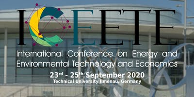 Conference on Energy and Environmental Technology and Economics