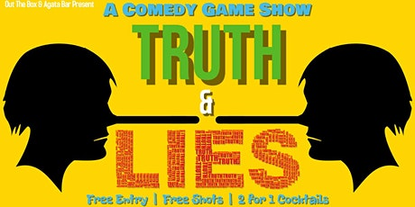 Truth And Lies tickets