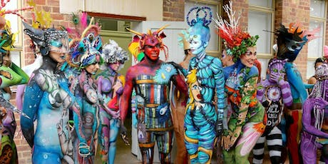 Body Art Fashion Show and Music Fest tickets