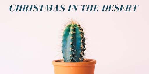 Christmas In The Desert
