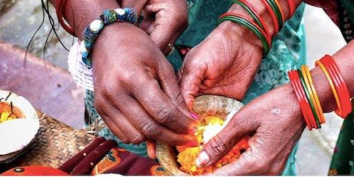 Peregrinaje al Norte de la India y Meditación