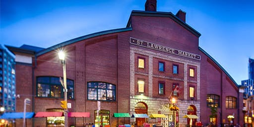 St lawrence Market Walking Tour