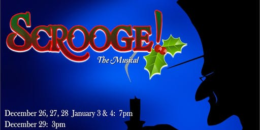 WUW Performance: Scrooge: The Musical