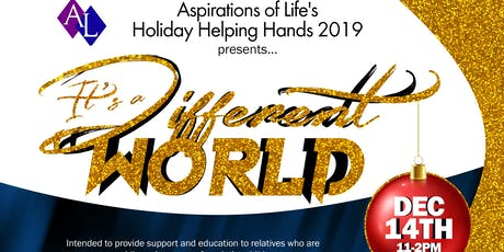 It's A Different World! tickets