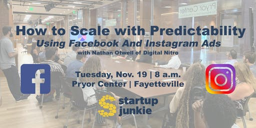 How To Scale With Predictability Using Facebook And Instagram Ads
