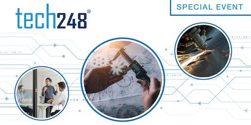 Tech248 Special Event: Centrepolis Accelerator