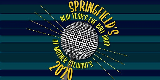 Springfield's Rockin' New Year's Eve Ball Drop