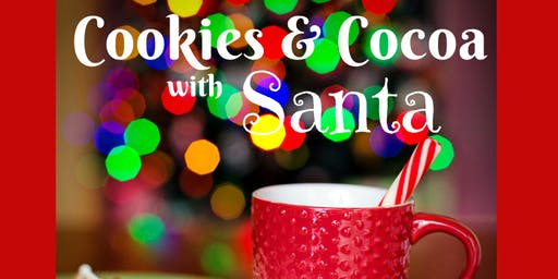 Cookies & Cocoa with Santa