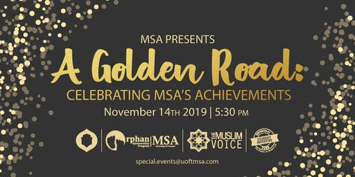 A Golden Road: Celebrating MSA's Achievements