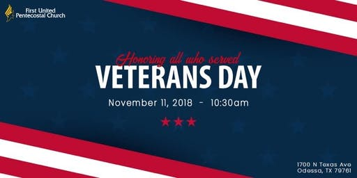 Veterans Honor Service