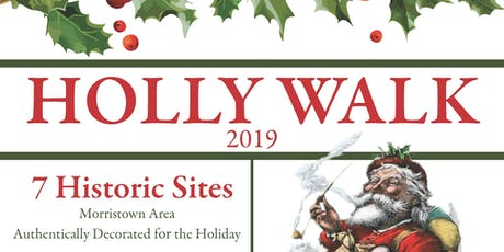 Holly Walk 2019 Dec. 6,7, 8 tickets