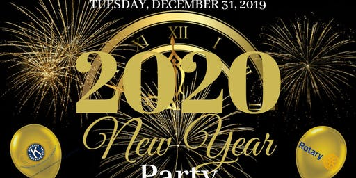 2020: A glimpse into the Future   NY Eve Party for Scholarship Funding