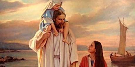 Curso Seguir Jesus bilhetes