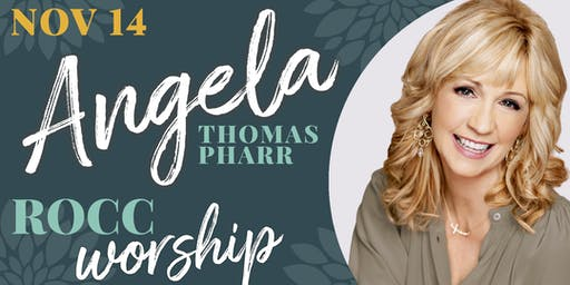 Angela Thomas Pharr @ The Unbroken