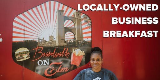 Locally-Owned Business Breakfast